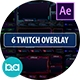 Twitch Overlay Stream | After Effects - VideoHive Item for Sale