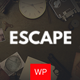 Escape | Room Game Company WP Theme - ThemeForest Item for Sale