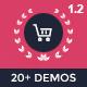 HugeShop - Wonderful Multi Concept WordPress Theme - ThemeForest Item for Sale