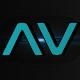 Cyber Industrial Logo Intro