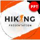 Hiking Adventure Presentation Template - GraphicRiver Item for Sale