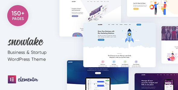 Review: Snowlake - Creative Business & Startup WordPress Theme free download Review: Snowlake - Creative Business & Startup WordPress Theme nulled Review: Snowlake - Creative Business & Startup WordPress Theme