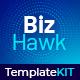 BizHawk - Corporate Agency Elementor Template Kit - ThemeForest Item for Sale
