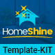 HomeShine - Cleaning & Laundry  Elementor Template Kit - ThemeForest Item for Sale
