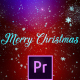 Merry Christmas - Premiere Pro