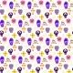 Skull Day Dead Seamless Pattern - GraphicRiver Item for Sale