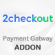 2Checkout Payment Plugin For QuickCMS - CodeCanyon Item for Sale