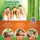 Beauty Spa & Massage Flyer - GraphicRiver Item for Sale