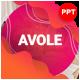 Avole Creative Presentation Template - GraphicRiver Item for Sale