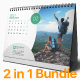 Calender Bundle 2021 - GraphicRiver Item for Sale