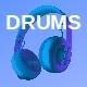 Drums Claps Logo