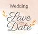 Karin - Gold Wedding Event Invitation Elementor Template Kit