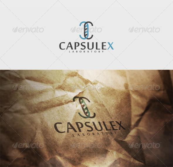 Capsulex Logo