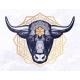 OrnateTaurus Zodiac Star Sign.Symbol of Harmony - GraphicRiver Item for Sale