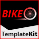 Bikeo - Cycling Template Kit - ThemeForest Item for Sale