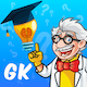 Educational GK Quiz + Ready For Publish + Multi Language Supported - CodeCanyon Item for Sale
