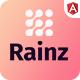 Rainz - Angular 10+ IT & Marketing Startup Template - ThemeForest Item for Sale