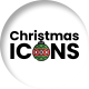 Christmas Icons Pack - VideoHive Item for Sale