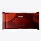 Snack Bar Or Wet Wipes Packaging Design Mockup - GraphicRiver Item for Sale