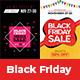 Black Friday DL Flyer - GraphicRiver Item for Sale