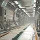 Sci-Fi Modular Corridor Version 2 - Low Poly - 3DOcean Item for Sale