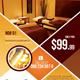 Beauty Spa & Massage Center Flyer - GraphicRiver Item for Sale