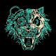 Mecha Tiger - GraphicRiver Item for Sale
