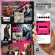 Roar - Instagram Puzzle Feed - GraphicRiver Item for Sale
