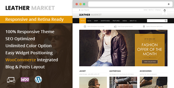 Review: Leather Market - WooCommerce Responsive Theme free download Review: Leather Market - WooCommerce Responsive Theme nulled Review: Leather Market - WooCommerce Responsive Theme