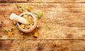 Dried calendula flower - PhotoDune Item for Sale