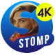 Energetic Stomp Intro - VideoHive Item for Sale