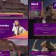 Gradient Broadcast Package - VideoHive Item for Sale