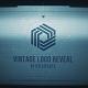 Techno Vintage Logo - VideoHive Item for Sale