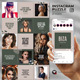 Biza - Instagram Puzzle Feed - GraphicRiver Item for Sale