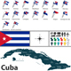 Map of Cuba - GraphicRiver Item for Sale