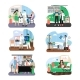 Doctor and Patient, Male, Female Cartoon Character - GraphicRiver Item for Sale