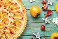 Christmas persimmon cake - PhotoDune Item for Sale