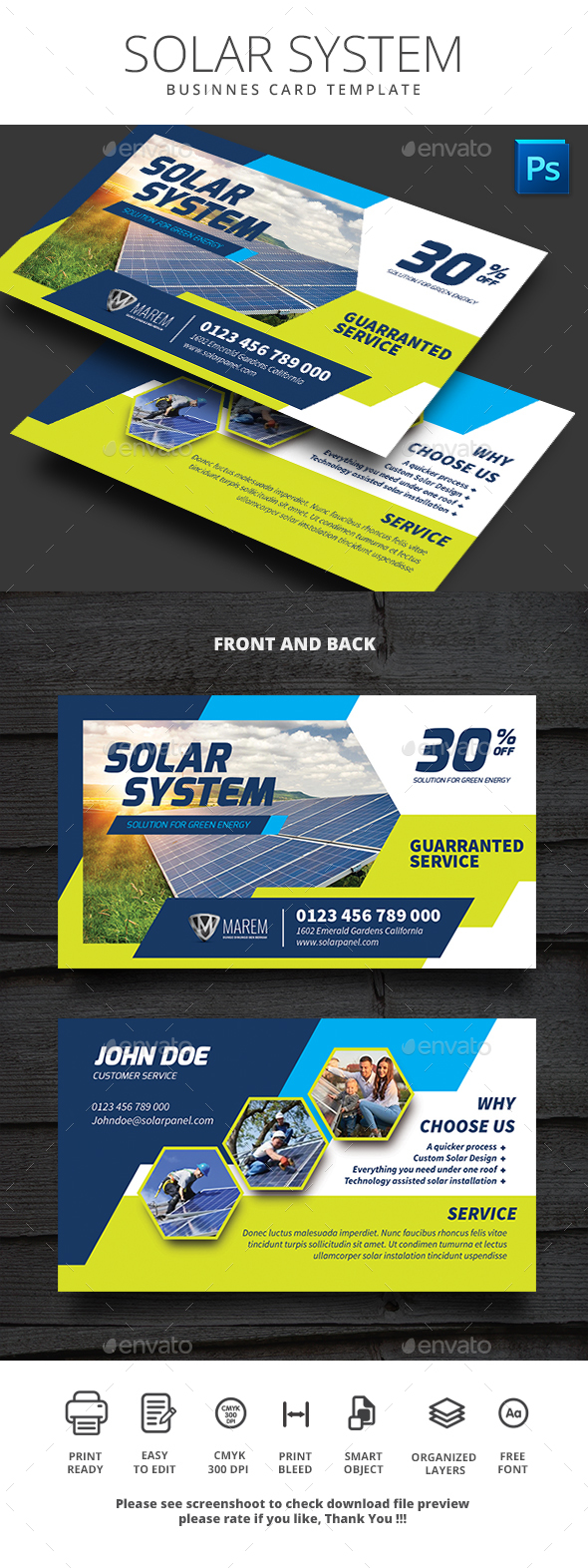 Electric Advert Stationery And Design Templates