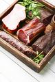 Cured meat platter - PhotoDune Item for Sale