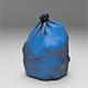 Garbage dusty bags multi color - 3DOcean Item for Sale