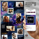 Karla - Instagram Puzzle Feed - GraphicRiver Item for Sale
