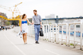 Couple enjoying time spent outdoors - PhotoDune Item for Sale