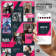 Rott - Instagram Puzzle Feed - GraphicRiver Item for Sale