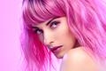 Pink hair - PhotoDune Item for Sale