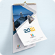 2021 Wall Calendar - GraphicRiver Item for Sale