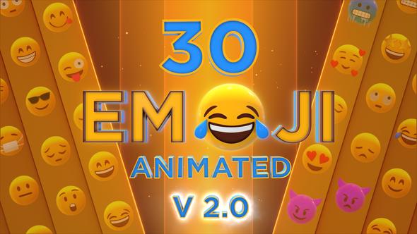 3D Emoji Animated