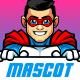 Superhero Mascot V. 2 - GraphicRiver Item for Sale