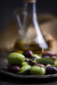 Fresh olives and olive oil - PhotoDune Item for Sale