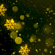 Christmas Snowflakes Background 2 - VideoHive Item for Sale