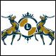 Deer Lords - Letter  Logo Template - GraphicRiver Item for Sale
